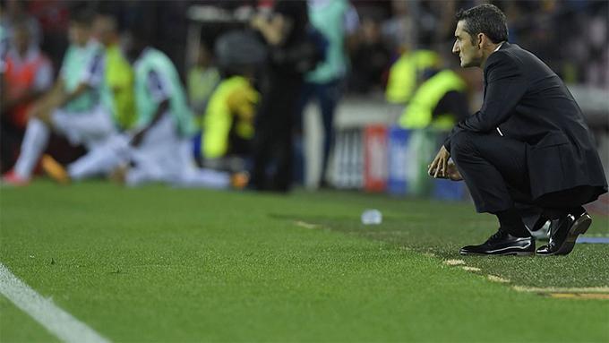 6 thay đổi của Barca dưới thời Ernesto Valverde