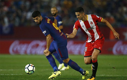 Barca đại thắng nhờ hai bàn phản lưới của đối thủ
