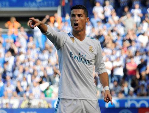 Ronaldo im tiếng, Real thắng nhờ tân binh Ceballos