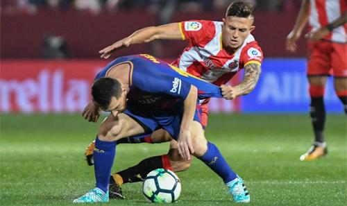 Maffeo: 'Muốn vô hiệu Messi, hãy nghĩ anh ta cũng chỉ có hai chân'