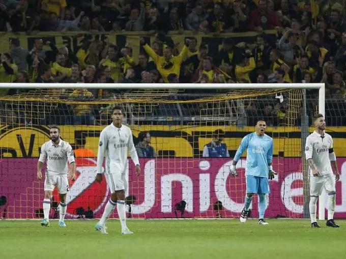 Những đội chủ nhà khó chịu nhất với Real ở Champions League