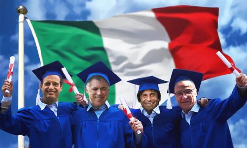 Coverciano - Lò luyện danh sư của bóng đá Italy