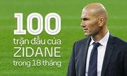 100 trận của Zinedine Zidane ở Real