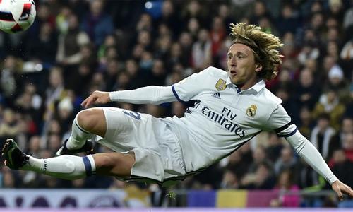 Luka Modric - Từ khói lửa chiến tranh đến đỉnh cao ở Madrid