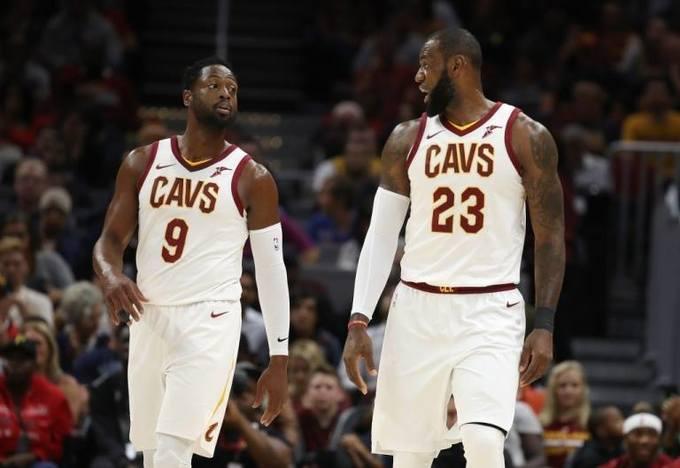 Năm cú sốc trong tuần đầu NBA 2017-2018