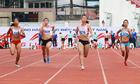 Điền kinh TP HCM thâu tóm huy chương 100m nữ ở giải VĐQG