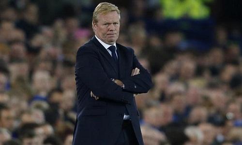 Everton sa thải Ronald Koeman