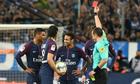 Neymar: 'Trọng tài muốn nổi tiếng khi phạt tôi thẻ đỏ'