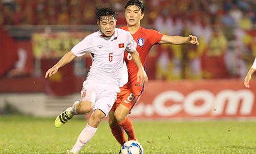 Việt Nam tái ngộ Hàn Quốc ở giải U23 châu Á
