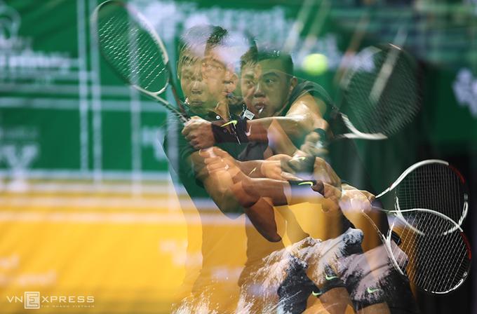 Lý Hoàng Nam thất bại ngay vòng một Vietnam Open 2017