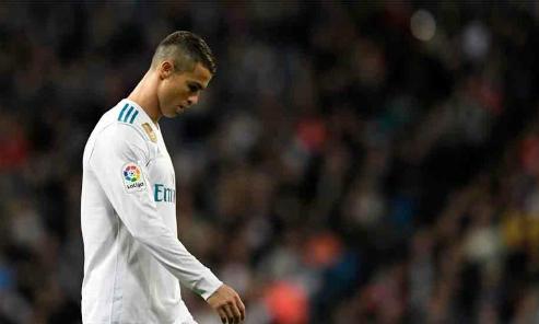 Ronaldo đổ lỗi trọng tài khi ghi bàn kém ở La Liga