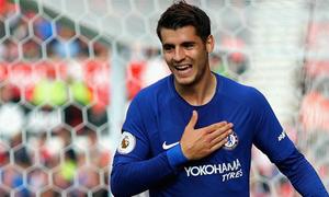 Morata: 'Thật thú vị khi nghe nhiều người nói Real đang nhớ tôi'