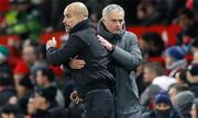 Mourinho đã thất thế trong cuộc chiến với Guardiola?