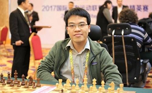 Thi đấu nội dung lạ, Quang Liêm thất thế ở Đại hội trí tuệ thế giới