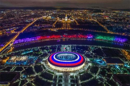 Nga bán hết số vé VIP xem World Cup có giá từ 1,4 triệu đôla