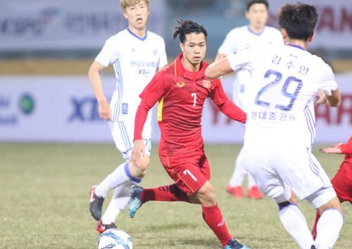 Công Phượng - niềm hi vọng số 1 của U23 Việt Nam tại VCK U23 Châu Á