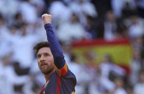 Messi đang có 25 bàn tại El Clasico, nhiều hơn bảy bàn so với Di Stefano và tám bàn so với Ronaldo.