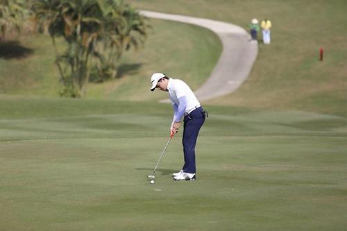 Giải Golf Tiền Phong Championship diễn ra trên sân Kings Island Golf Resort, sân golf đẹp nhất Việt Nam năm 2017 của BRG Group.