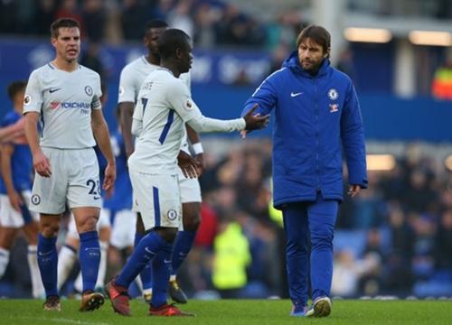 Chelsea không còn giữ được sự ổn định như mùa trước. Ảnh: PA.