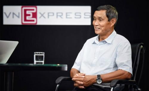 HLV Mai Đức Chung cho biết bóng đá trẻ Việt Nam đang phát triển tốt, đó là nền tảng để đuổi kịp người Thái.