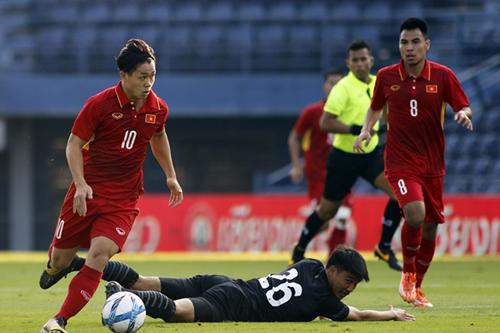 Đánhbại Thái Lan luôn là khát khao của các thế hệ cầu thủ Việt Nam.