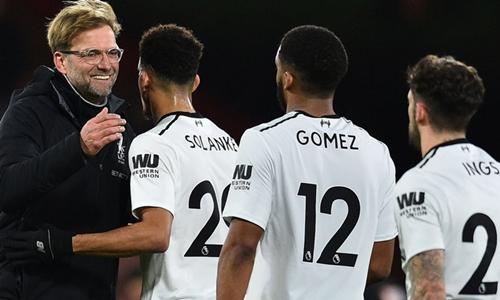 Klopp đã ở Liverpool được hơn hai năm. Ảnh: Sky Sports.
