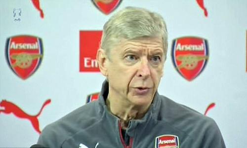 Wenger sắp có trận thứ 810 dẫn dắt Arsenal ở Ngoại hạng Anh. Ảnh: Sky Spots.