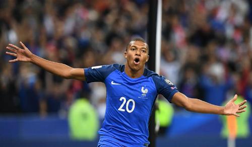 Và giúp Pháp vô địch World Cup 2018. Ảnh: AFP.