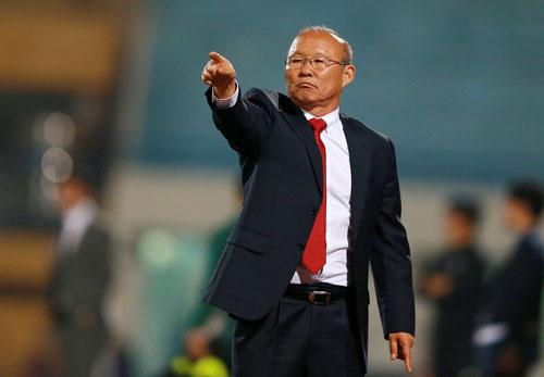 HLV Park Hang-seo tự tin U23 Việt Nam sẽ tạo kỳ tích tại vòng chung kết U23 châu Á.