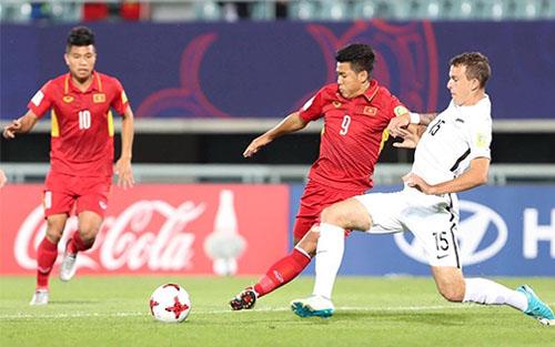 Năm 2017 U20 Việt Nam lần đầu tiên được dự vòng chung kết U20 World Cup.
