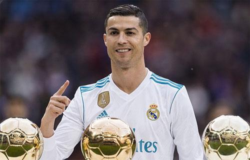 Ronaldo tự tin sẽ lấy lại phong độ để vực dậy hàng công. Ảnh: Reuters