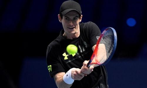 Murray đãrơi xuống vị trí 16 ATP. Ảnh: Reuters.