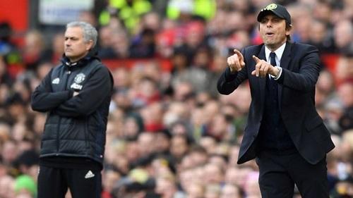 PSG không đánh giá cao Mourinho bằng Conte. Ảnh: PA.