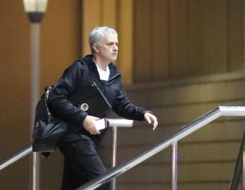 Mourinho chỉ sống ở khách sạn Lowry trong thời gian dẫn dắt Man Utd. Ảnh: DS