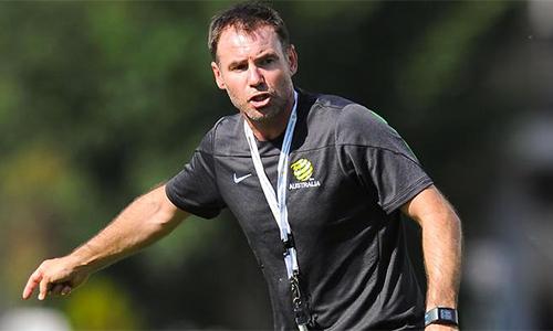 Ông Milicic rất tự tin vào khả năng đi xa hơn vòng bảngcủa U23 Australia. Ảnh: SBS.