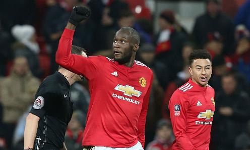 Man Utd đặt nhiều kỳ vọng vào đấu trường Cup FA. Ảnh:AFP.