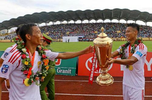Nam Định là đội bóng giàu truyền thống của bóng đá Việt Nam.