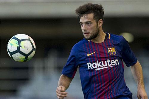 Jose Arnaiz đều ghi bàn trong ba trận chơi cho đội A tại Cup Nhà vua. Ảnh: Reuters