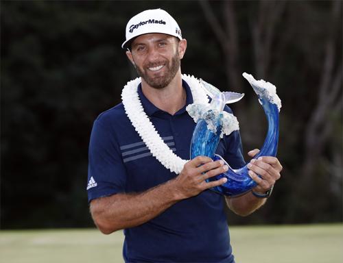 Chiến thắng này đem về cho Johnson phần thưởng 1,1 triệu đôla Mỹ cùng 56 điểm trên bảng điểm thế giới.