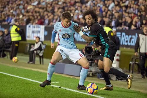 Marcelo đã có trận đấu đáng quên. Ảnh:Marca.