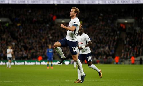 Tottenham khó lòng giữ chân Kane nếu cầu thủ này muốn đến Real. Ảnh: Reuters.