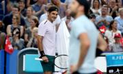 Federer xoay chuyển thế trận về cú thuận tay tốt thế nào