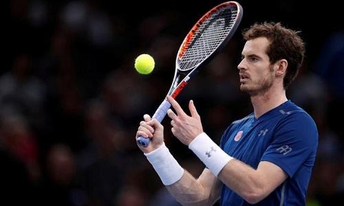 Murray có thể phải nghỉ ít nhất bốn tháng trước khi trở lại thi đấu. Ảnh: Reuters.