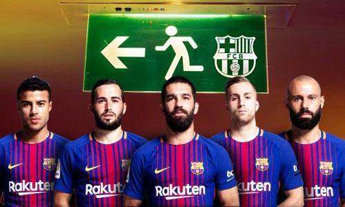 Barca bán tháo cầu thủ sau thương vụ Coutinho