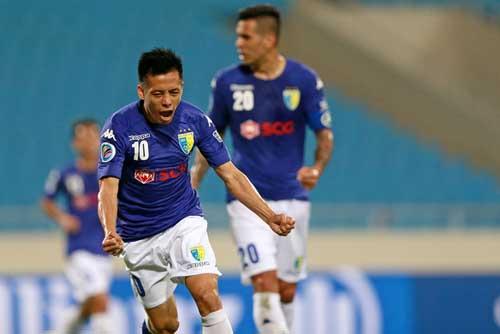 Văn Quyết đang muốn sang Malaysia chơi bóng.