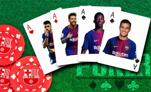 Nếu muốn giật hết bộ tứ khỏi tay Barca, các đội bóng khác cần chi hai tỷ đôla.