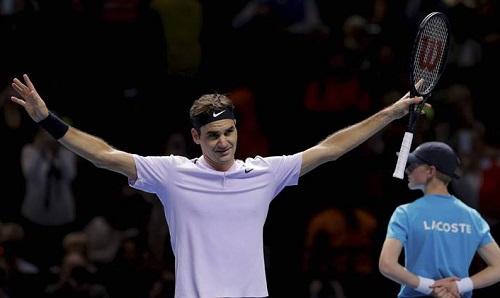 Nhưng Federer vẫn là lựa chọn của phần lớn chuyên gia. Ảnh: AP.