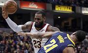 LeBron James mắc lỗi, khiến Cavaliers thua dù dẫn 22 điểm