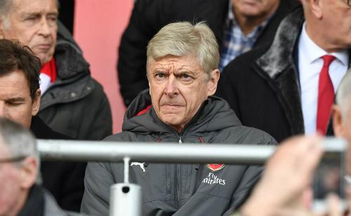 Wenger đang chịu áp lực vô cùng lớn. Ảnh: PA.