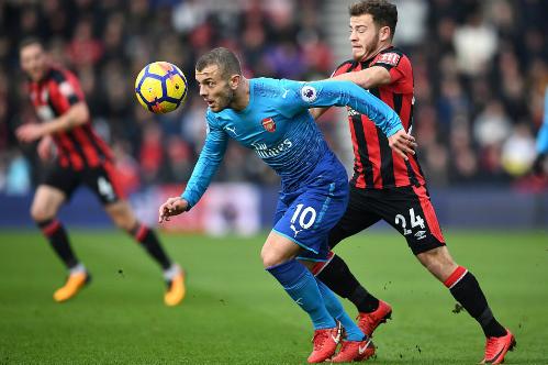 Arsenal trải qua trận thứ năm không thắng trên mọi đấu trường. Ảnh: Reuters.